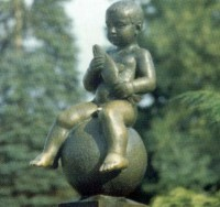 socha Františka