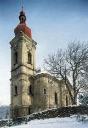 Kostel sv. Jiří v Bečově