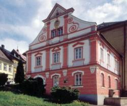 Radnice v Bečově